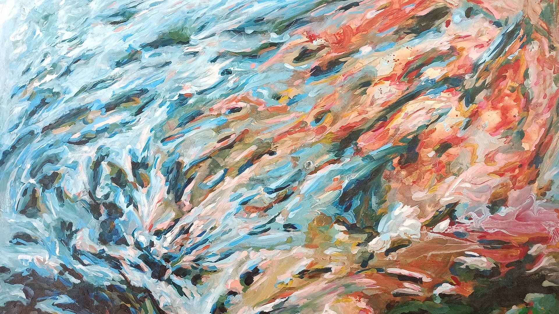 Inauguração da Exposição AL.BA: exposição de pintura | Suzy Bila