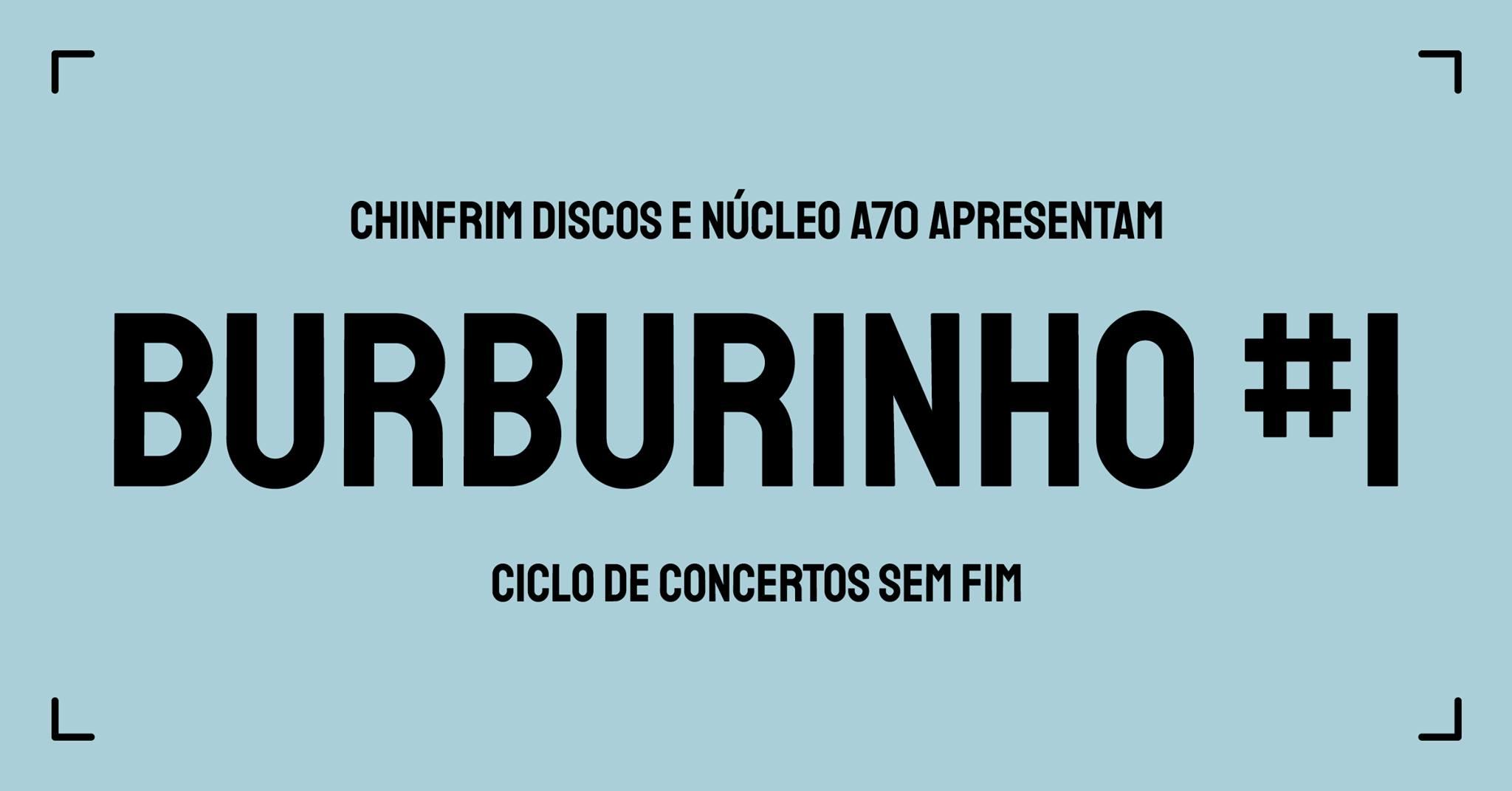Burburinho #1
