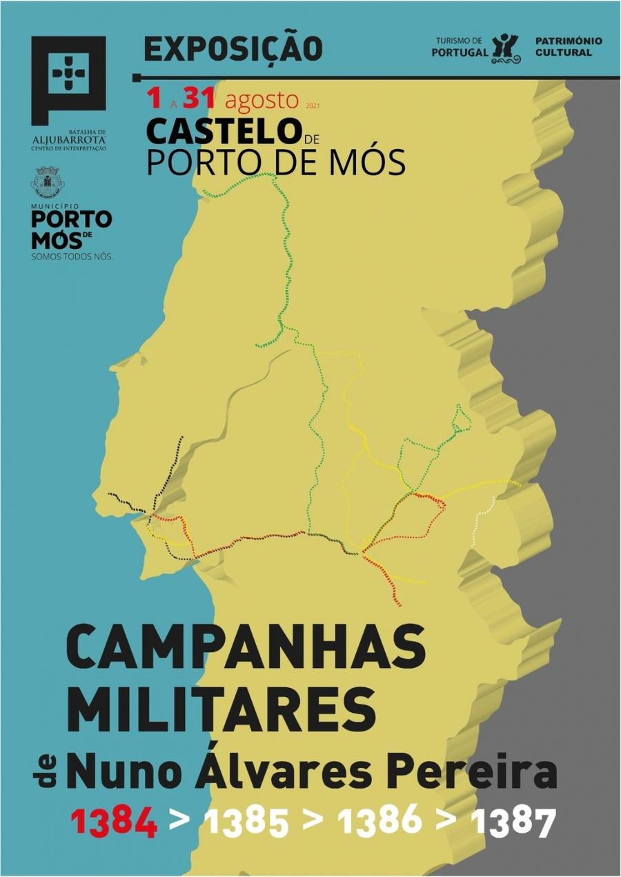 Exposição 'Campanhas Militares de Nuno Álvares Pereira'