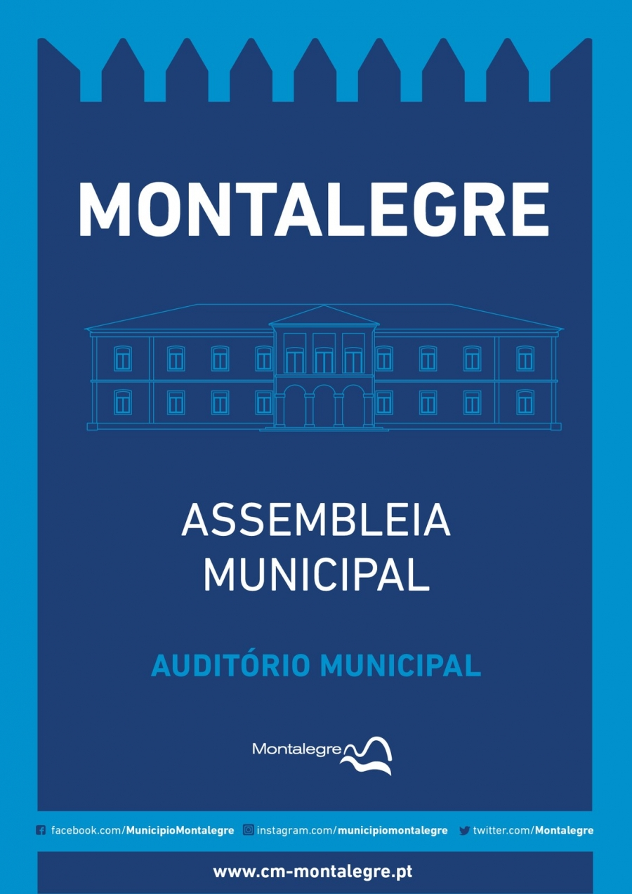 Assembleia Municipal   1.ª Sessão Extraordinária