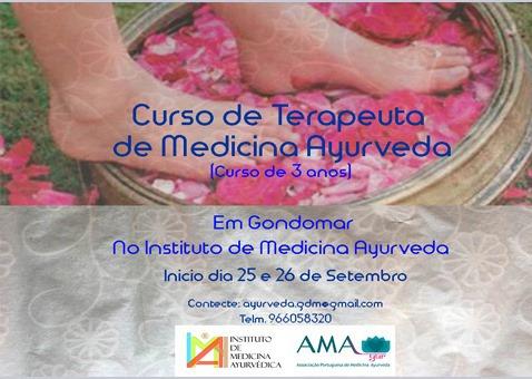 Curso de Terapeuta de Medicina Ayurveda