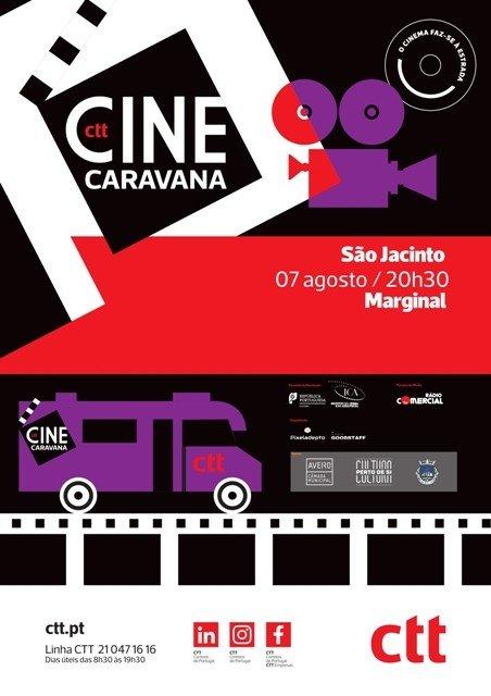 Cine-Caravana - O Cinema faz-se à estrada | Cultura Perto de Si