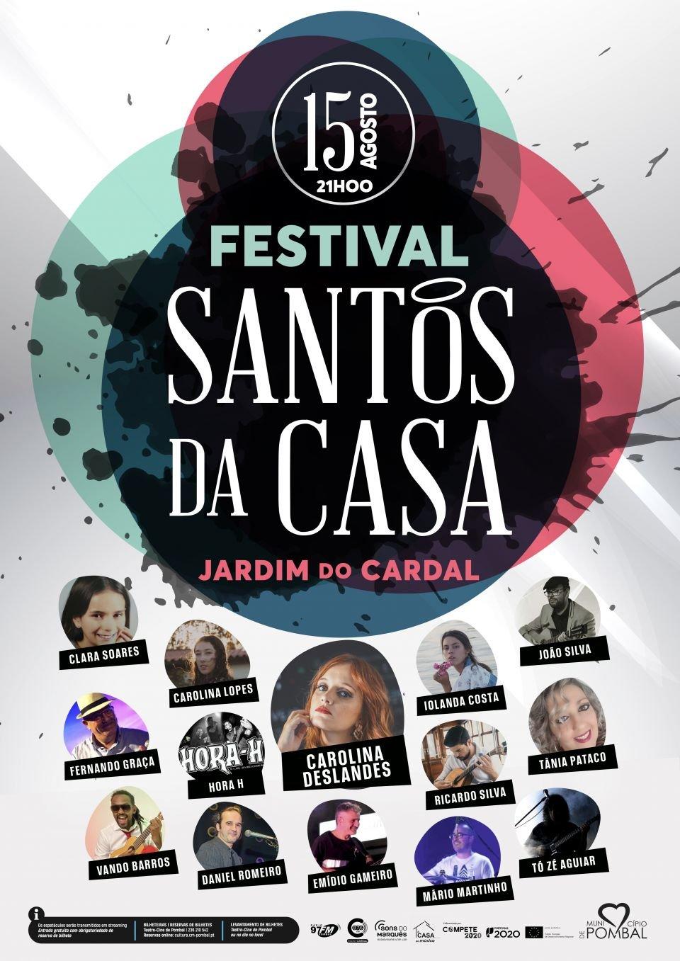 Festival Santos da Casa