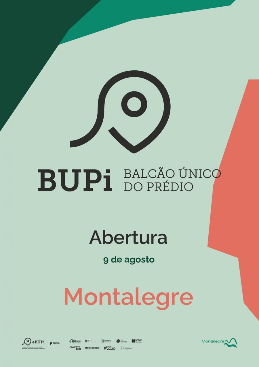 Abertura do BUPi Montalegre