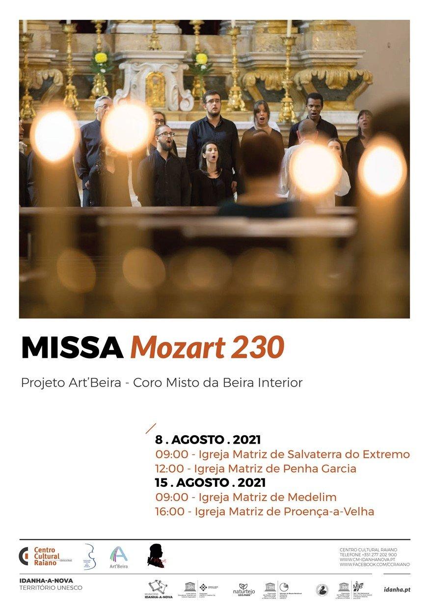 Missas Mozart 230
