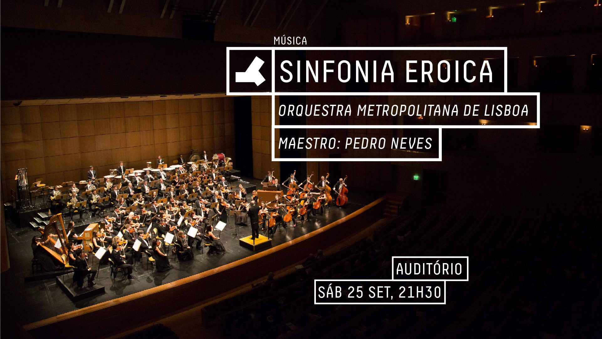 Sinfonia Eroica   Orquestra Metropolitana de Lisboa