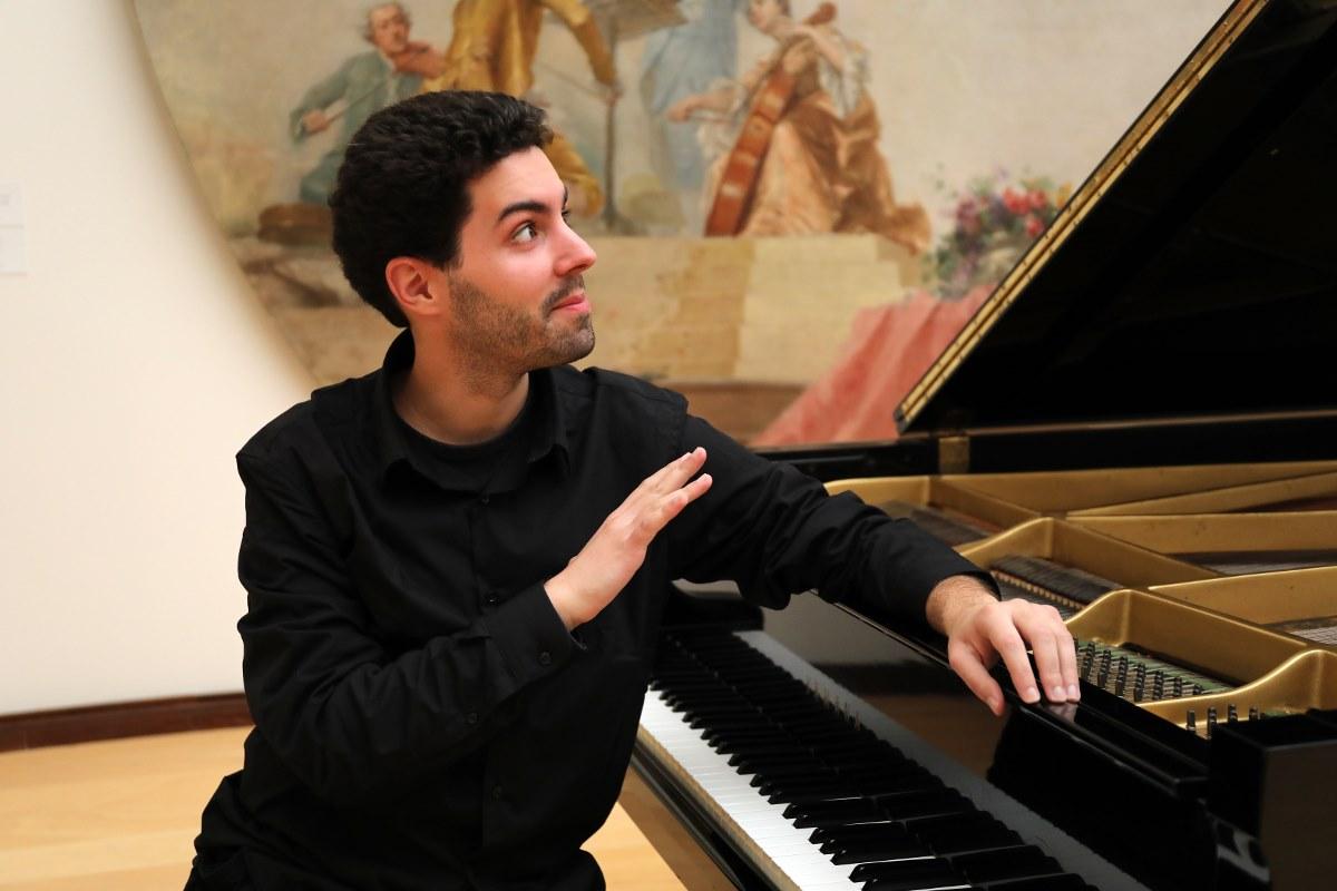 24 Estudos de Chopin, interpretados nos tempos históricos – Recital 1/2