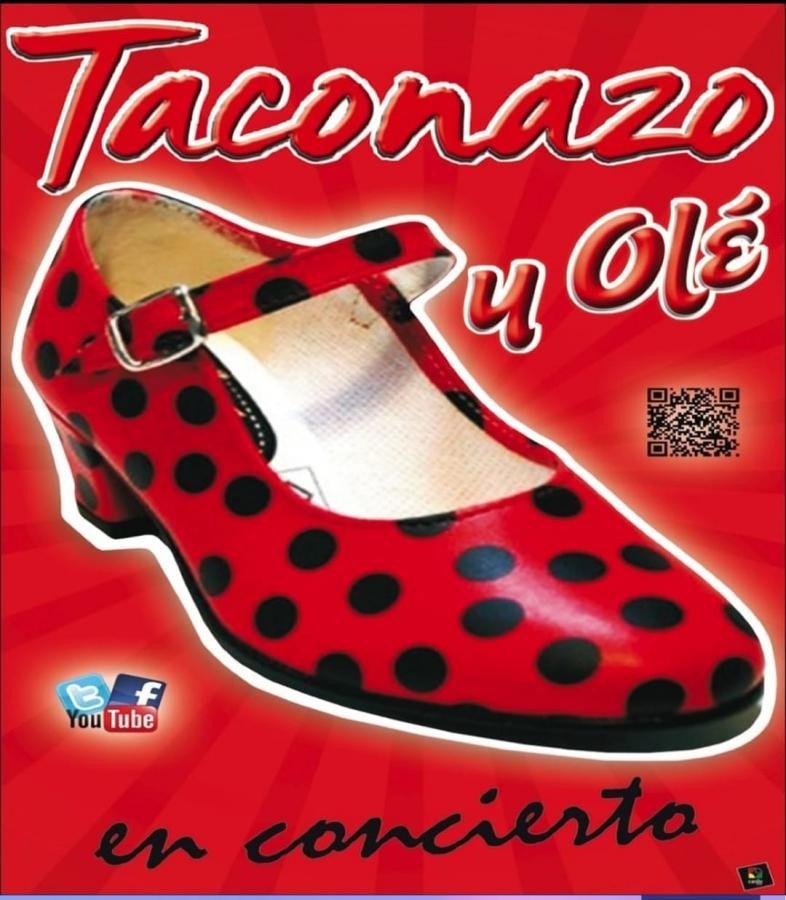 Concierto del grupo 'Taconazo y Olé'