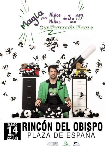 Mágia para Niños y Niñas de 3 a 117 años en Rincón