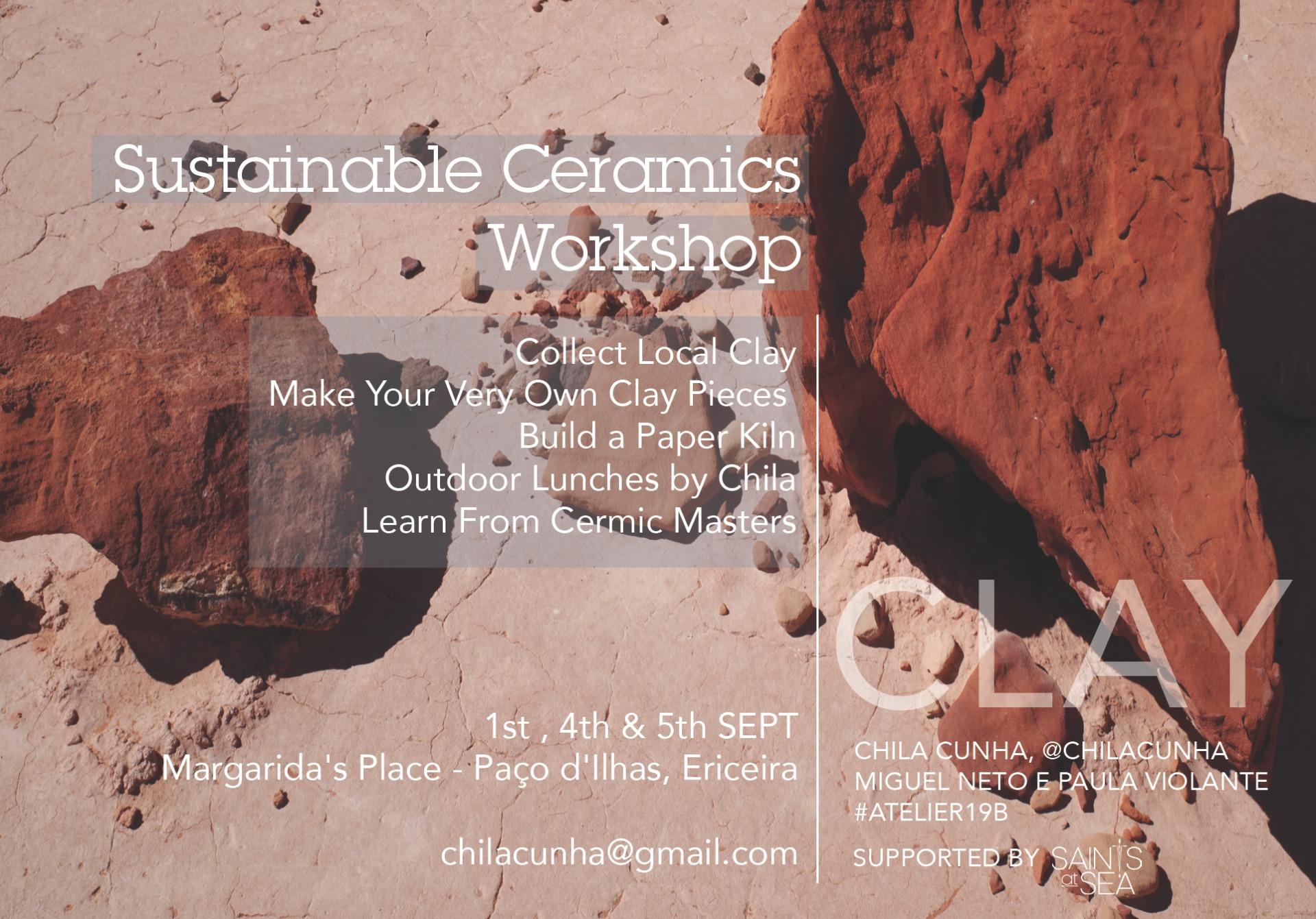 Cerâmica Sustentável