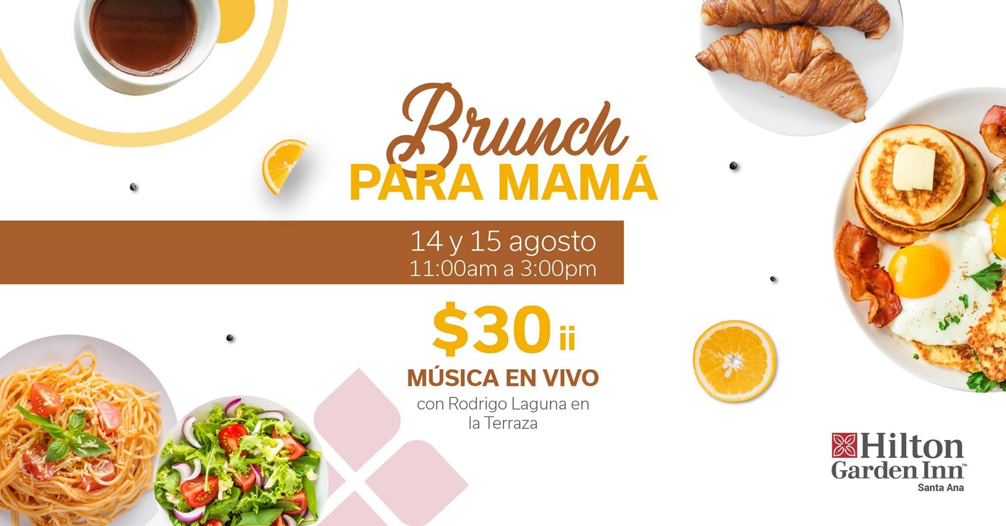 Brunch para Mamá