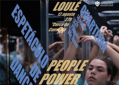 Espectáculo de Dança - People Power Partnership