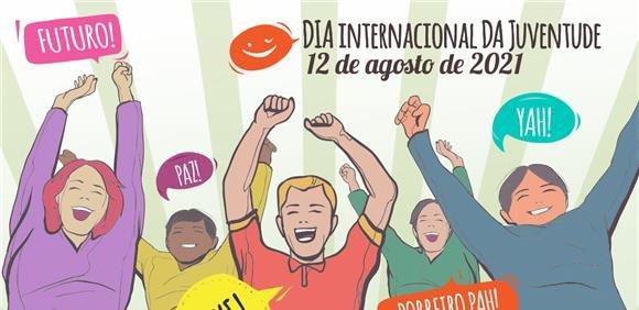 Comemorações do Dia Internacional da Juventude