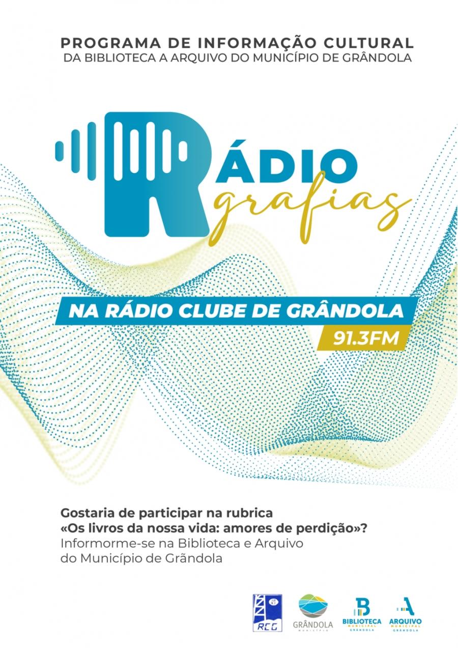 Programa Rádio Grafias