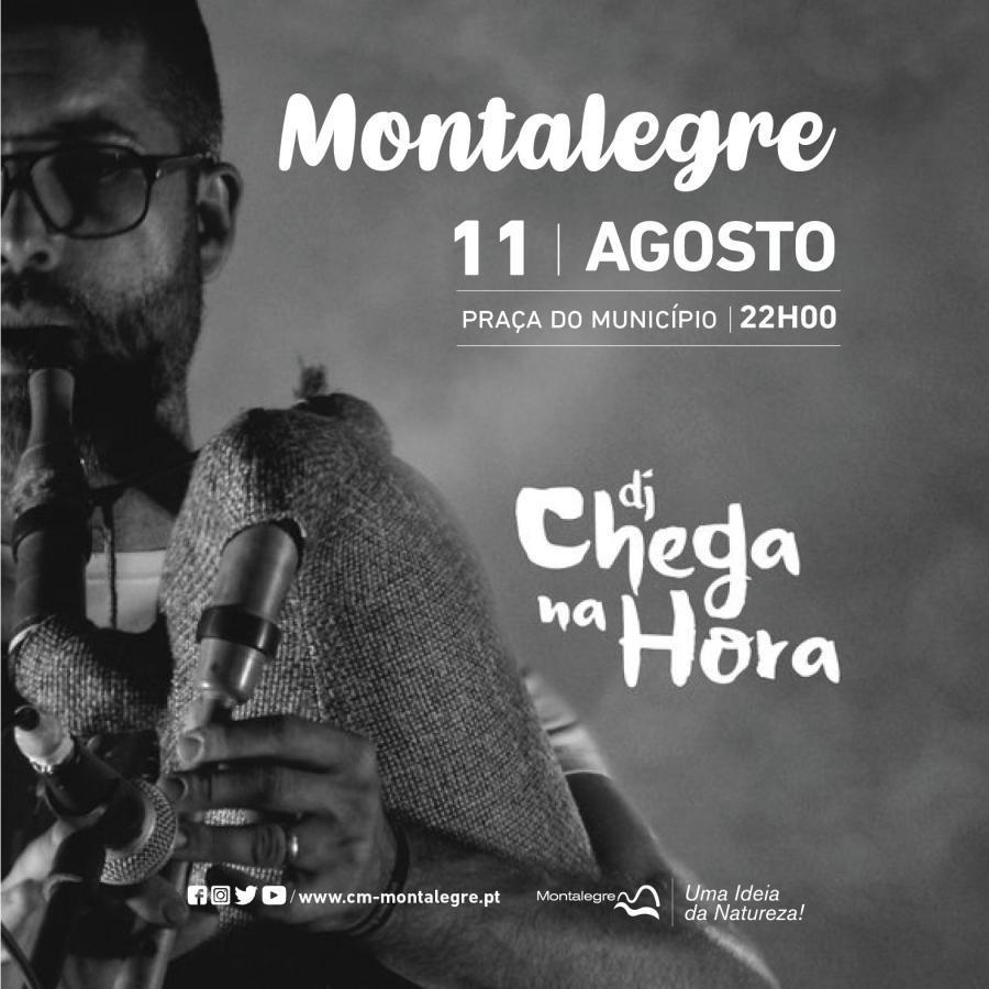 Montalegre   DJ Chega na Hora
