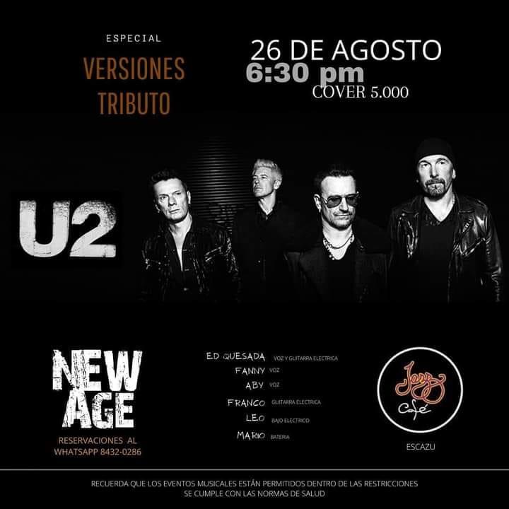 ESPECIAL DE U2