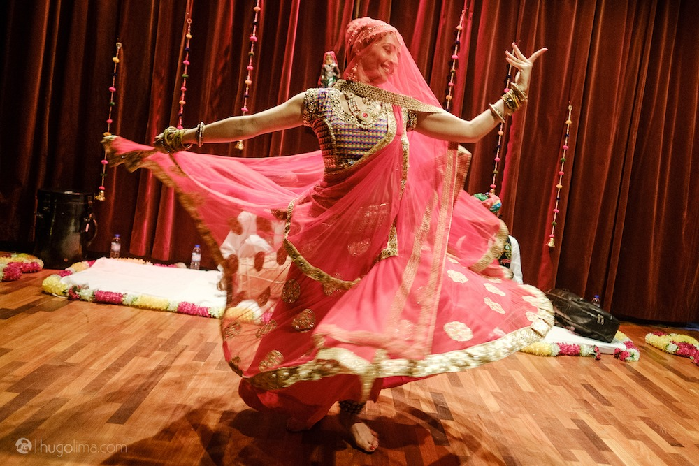 Curso Intensivo Danças Indianas