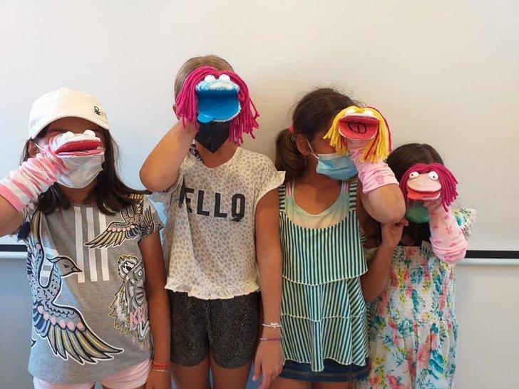 Workshop de Marionetas (crianças)