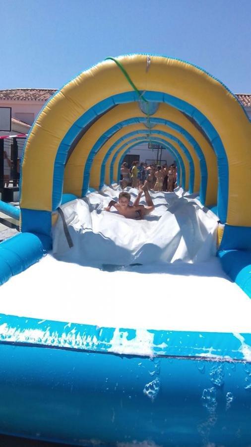Parque Acuático  Infantil