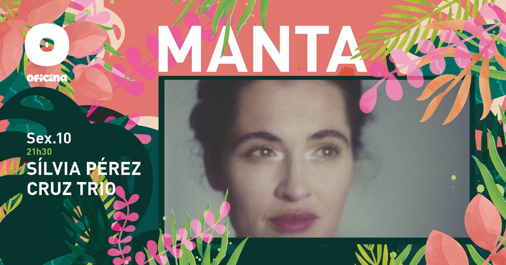 MANTA • Sílvia Pérez Cruz Trio