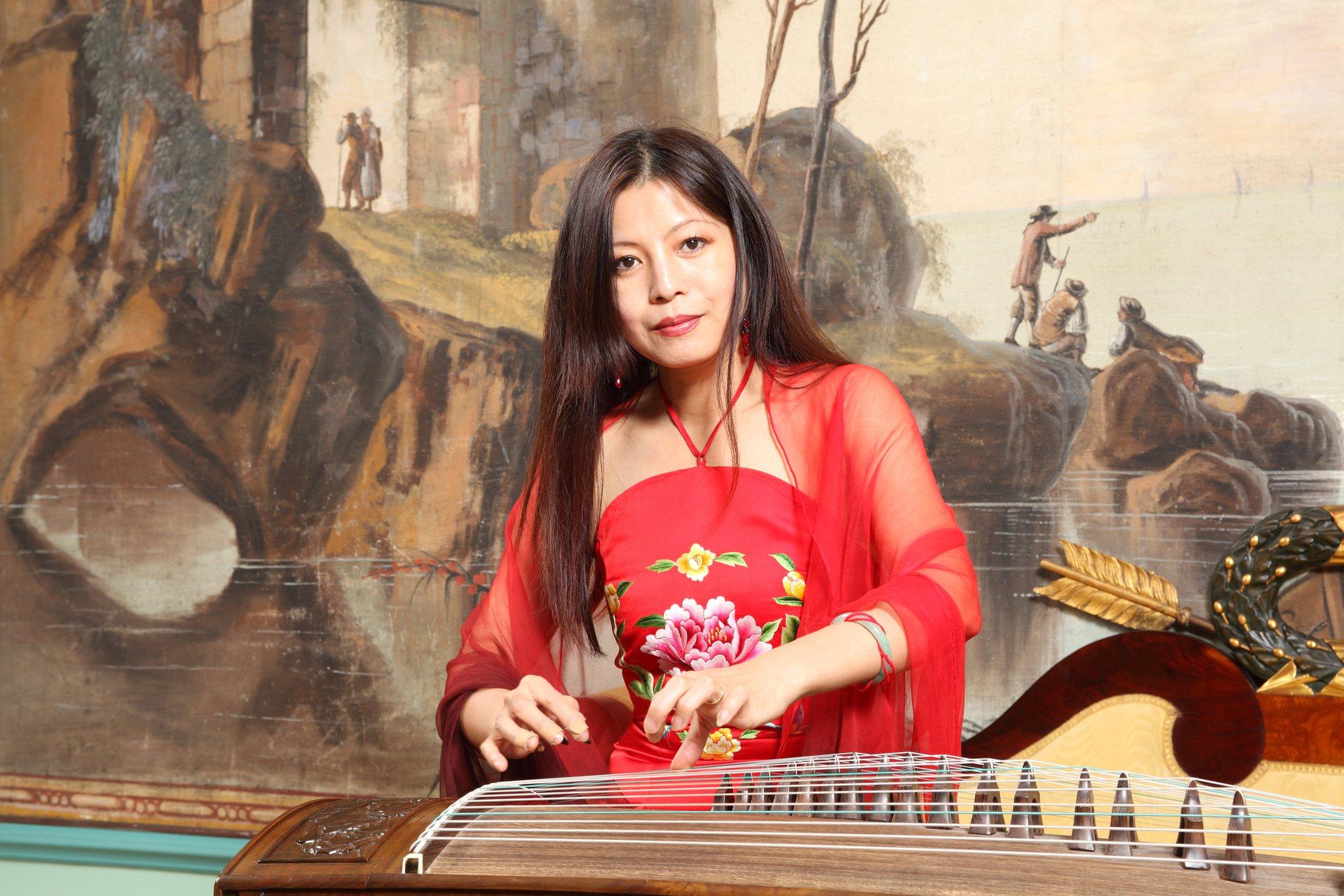 Oriente Nas Virtudes - Concerto Artista Lu Yanan