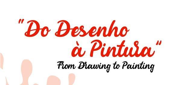 """Curso de Arte – """"Do Desenho à Pintura"""""""