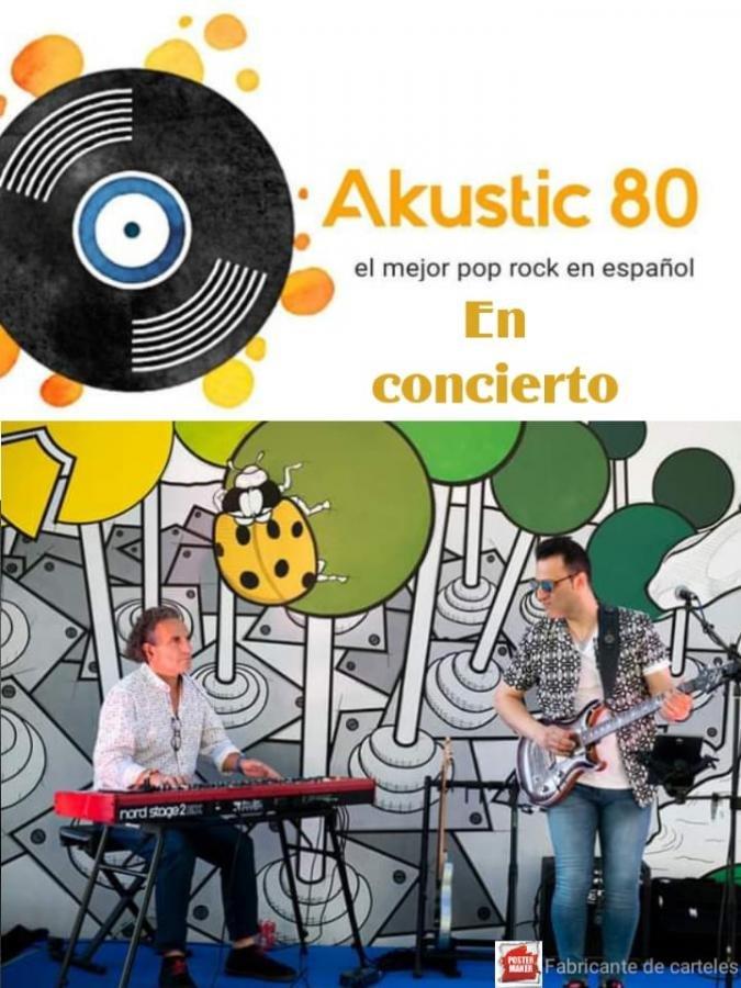 Concierto 'Akustic 80'