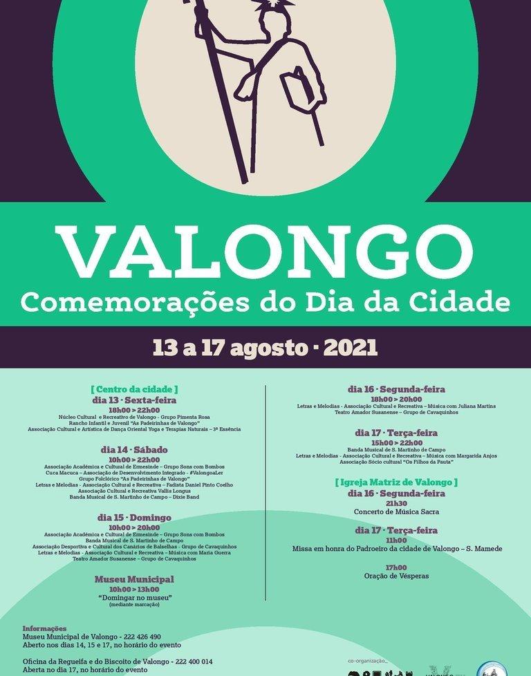 Valongo comemora Festas da Cidade