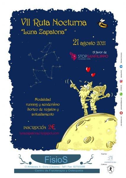 VII Ruta Nocturna 'Luna Zapatona'
