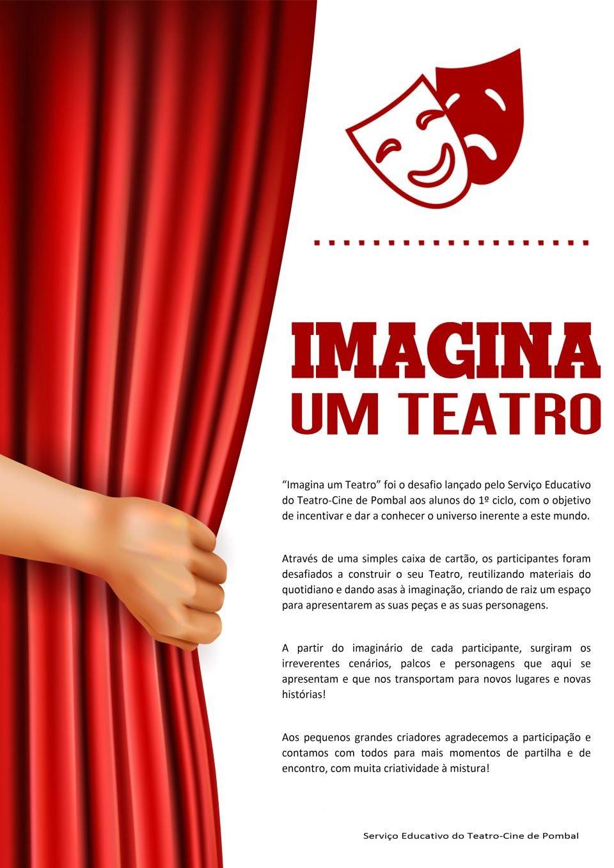 Exposição - Imagina um Teatro