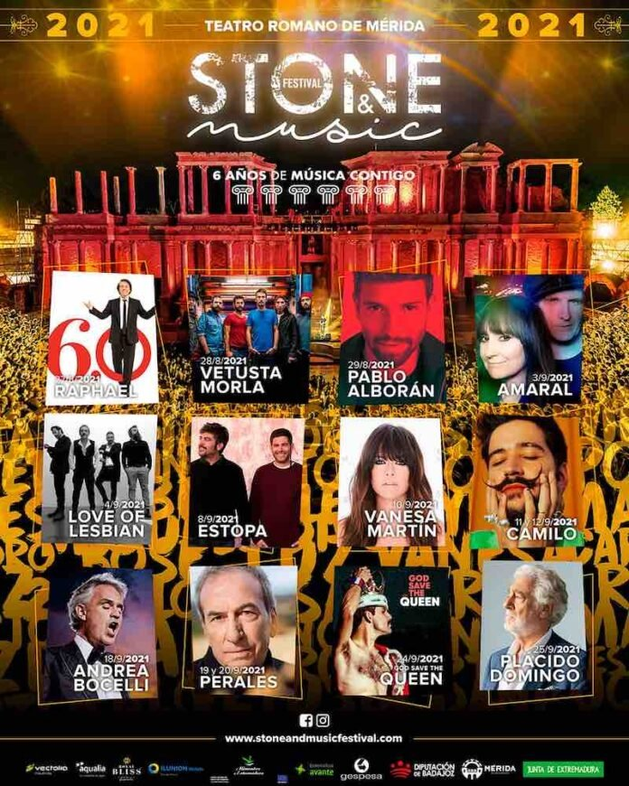 Stone & Music Festival 2021 – Andrea Bocelli