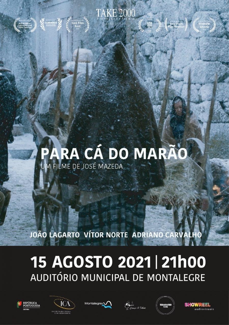 'Para Cá do Marão' apresentado no Auditório Municipal