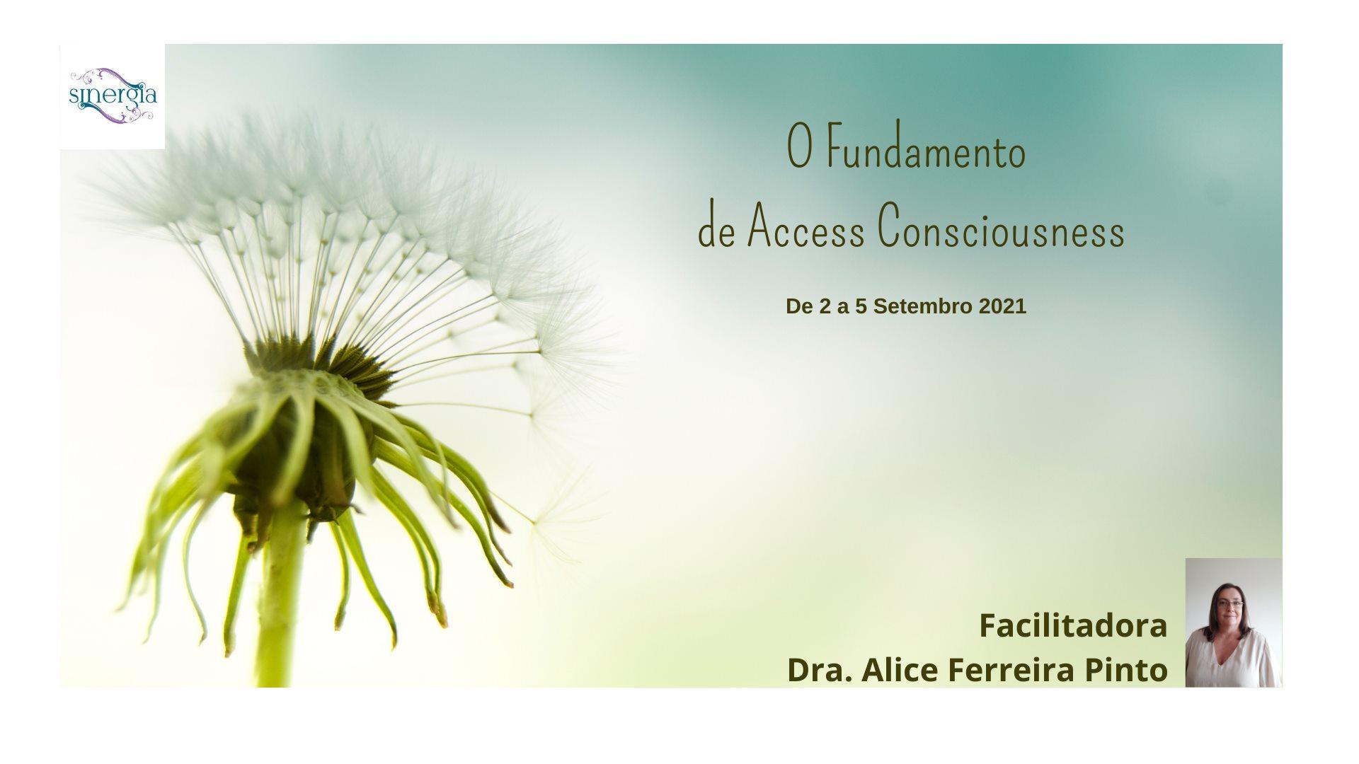 O Fundamento de Access Consciousness