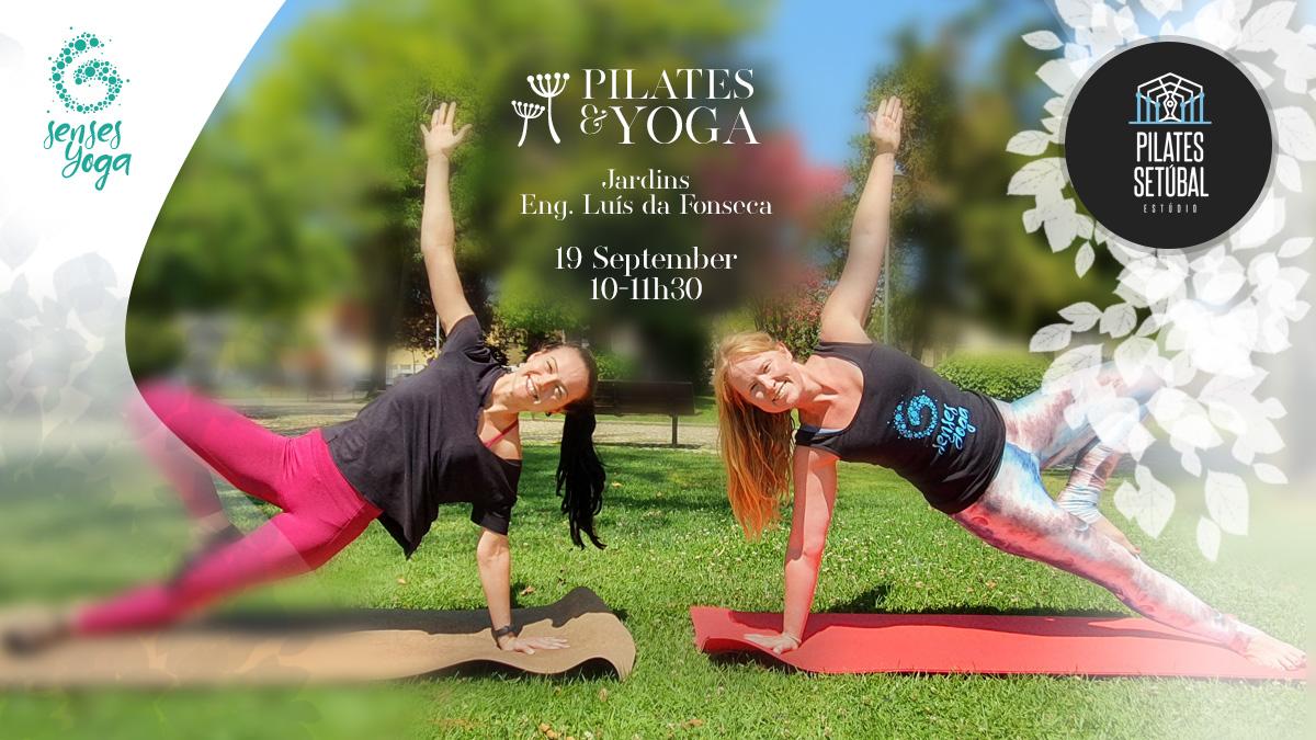 Pilates&Yoga with AcroJam