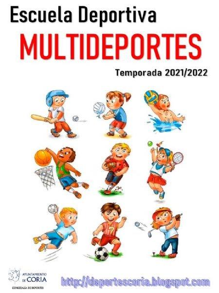 Escuela Municipal de Multideportes 2021/22