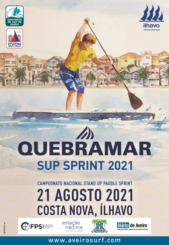 Quebramar SUP SPRINT 2021