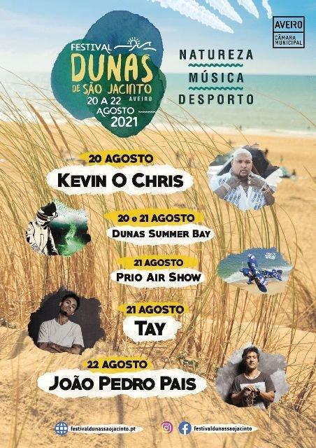 Festival Dunas de São Jacinto 2021