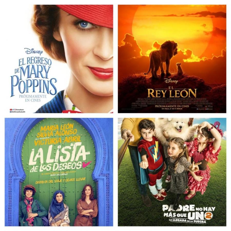 Vuelve el cine al aire libre en Alonso de Ojeda y Casar de Miajadas