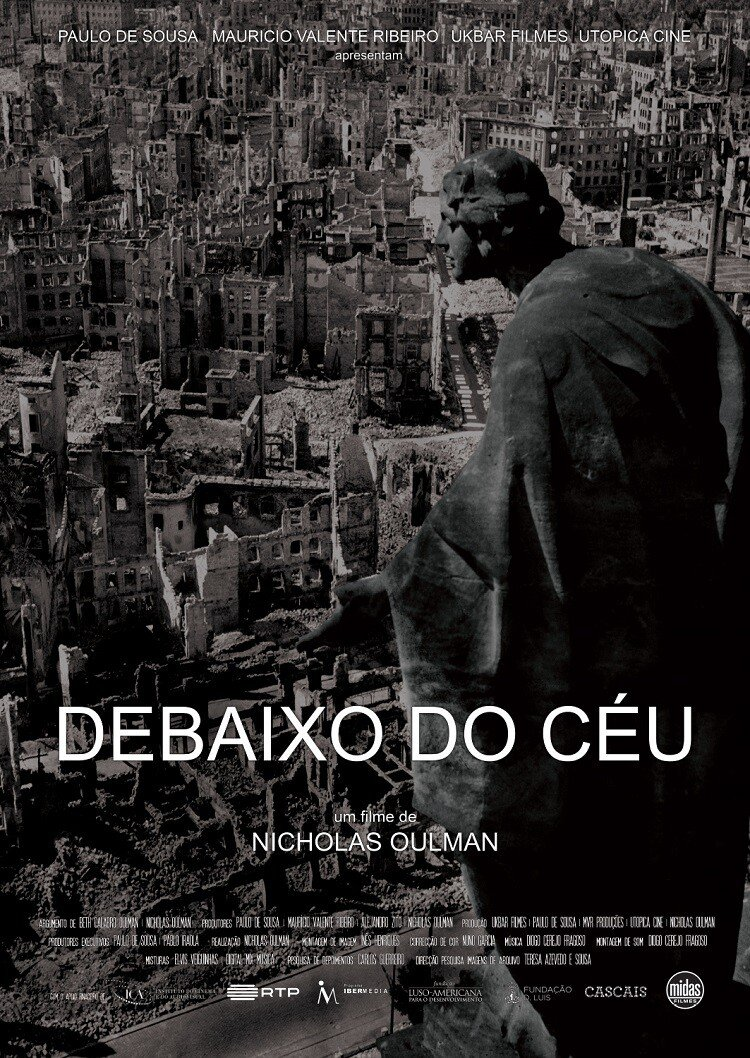 """Filme """"Debaixo do Céu""""; Intervenção de Armando S. Teixeira, ..."""