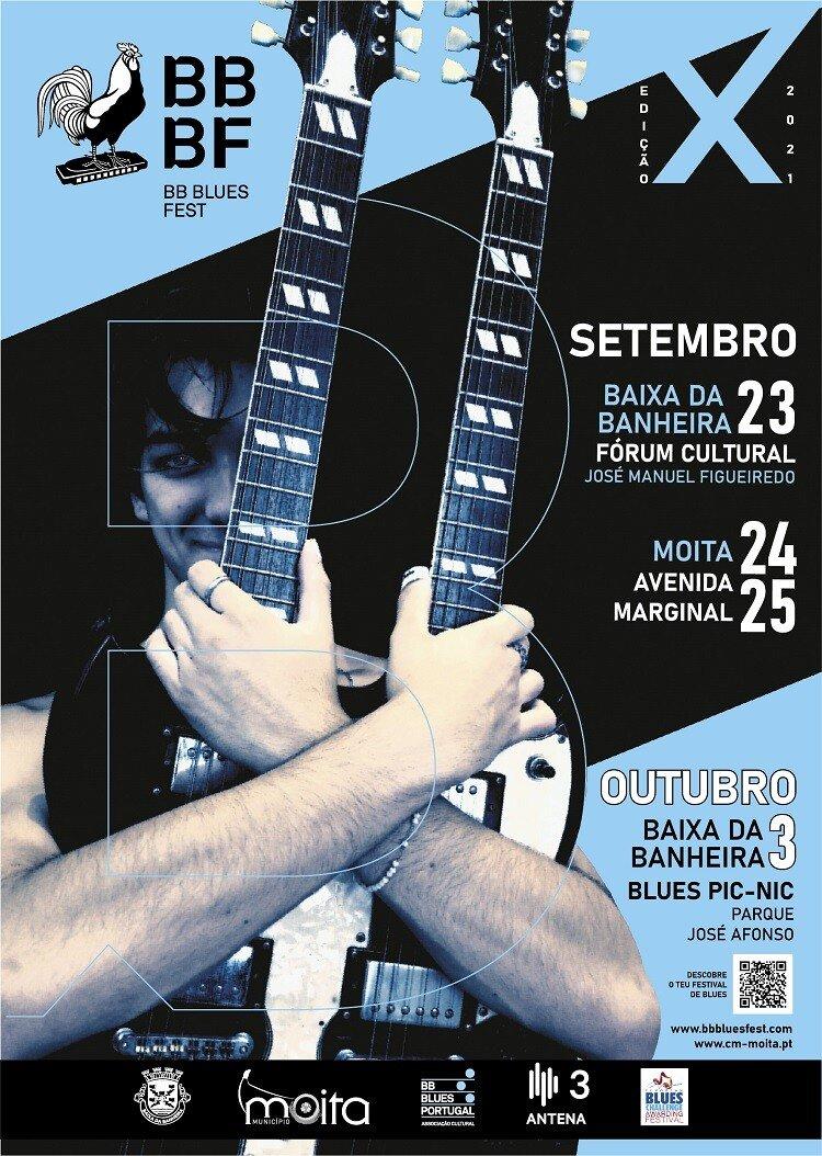 X BB Blues Fest