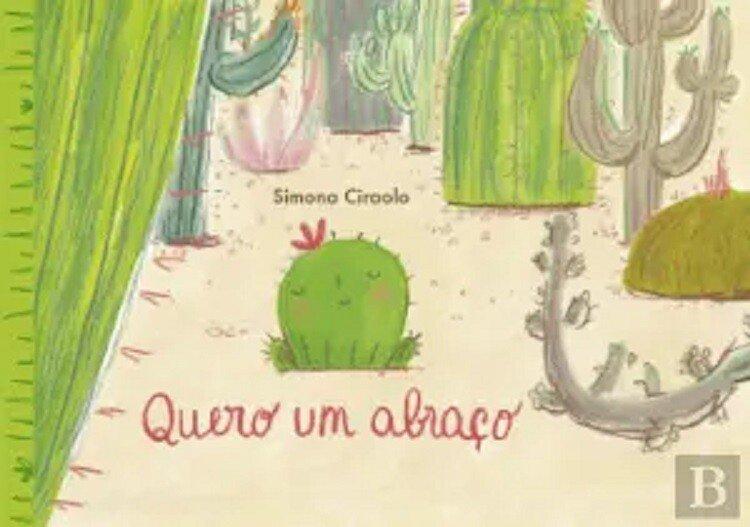 Histórias que nos Ligam: 'Quero Um Abraço', de Simona Ciraolo