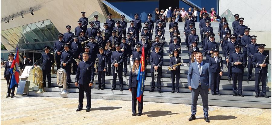 'Música Pelo Concelho' - Banda Marcial de Gueifães