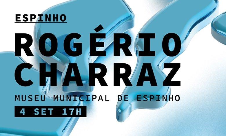 Sons no Património - Rogério Charraz