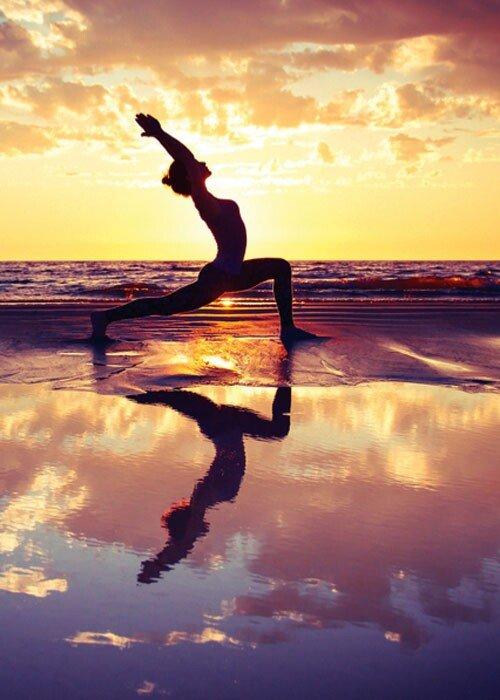 Yoga por Carla Shivani