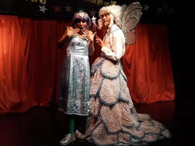Teatro Infantil   As Aventuras de Rodolfo e Rosita – Cinderela