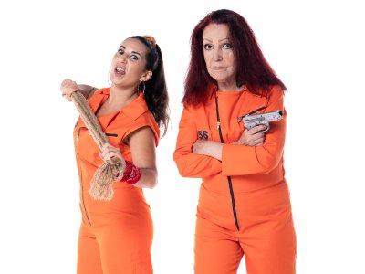 CANCELADO   Teatro Comédia   Condenadas, mas pouco