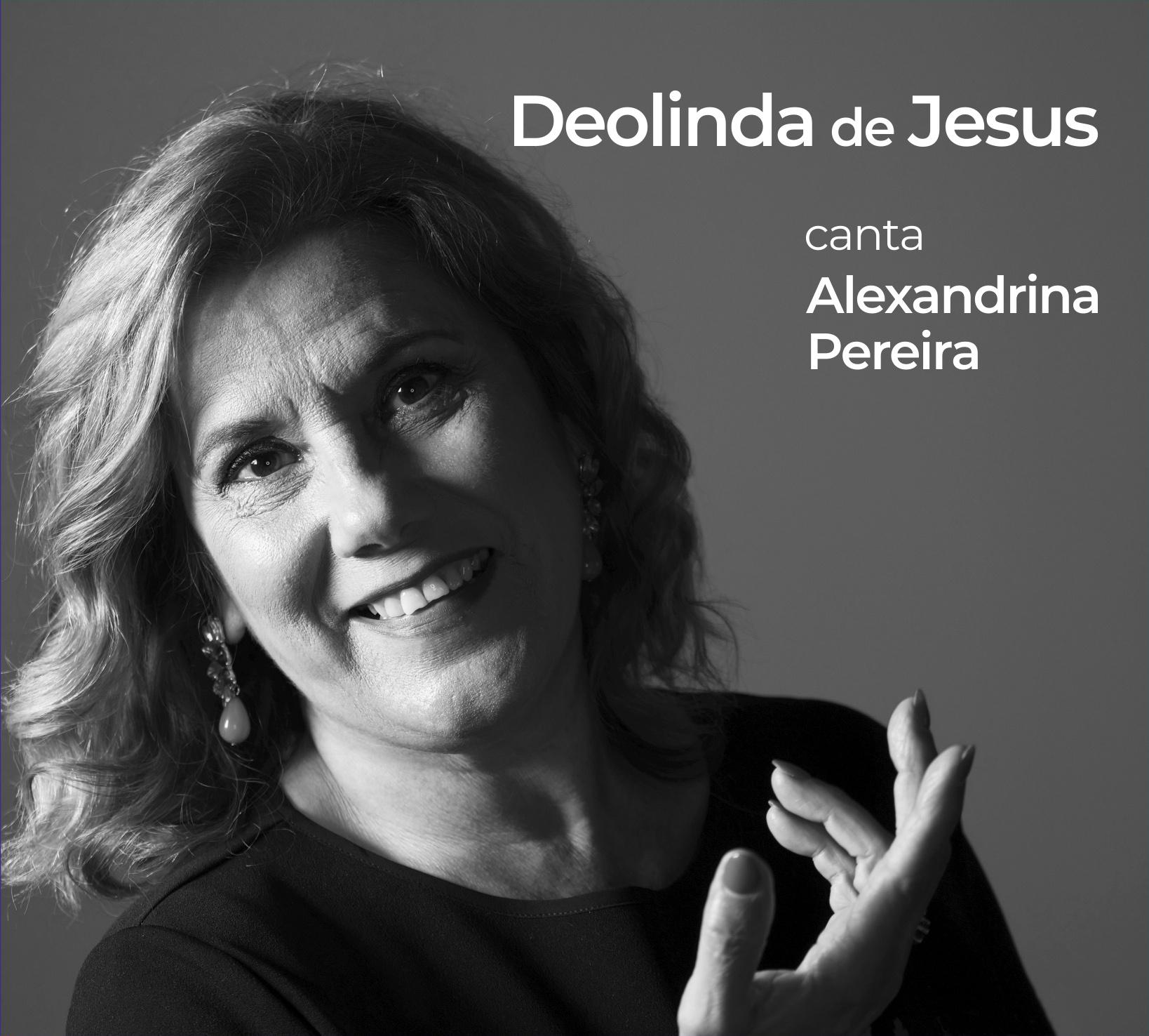 FADO   Deolinda de Jesus canta Alexandrina Pereira