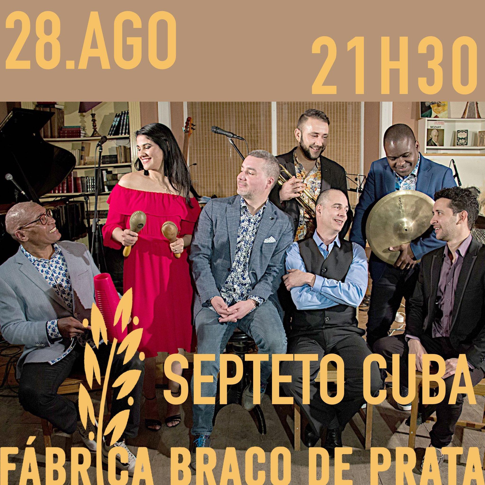 Esplanada | Septeto Cuba