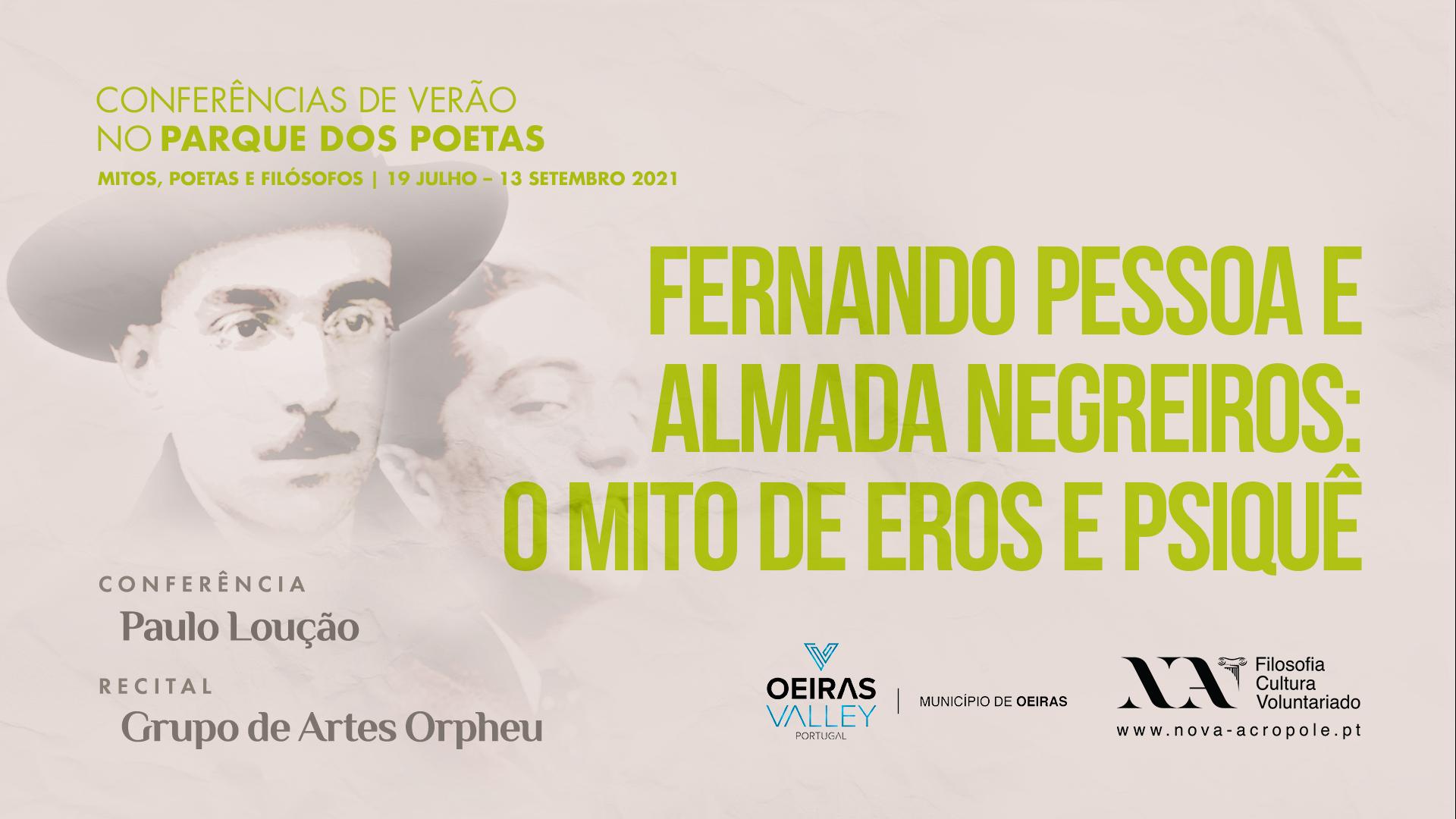 Fernando Pessoa e Almada Negreiros: o mito de Eros e Psique