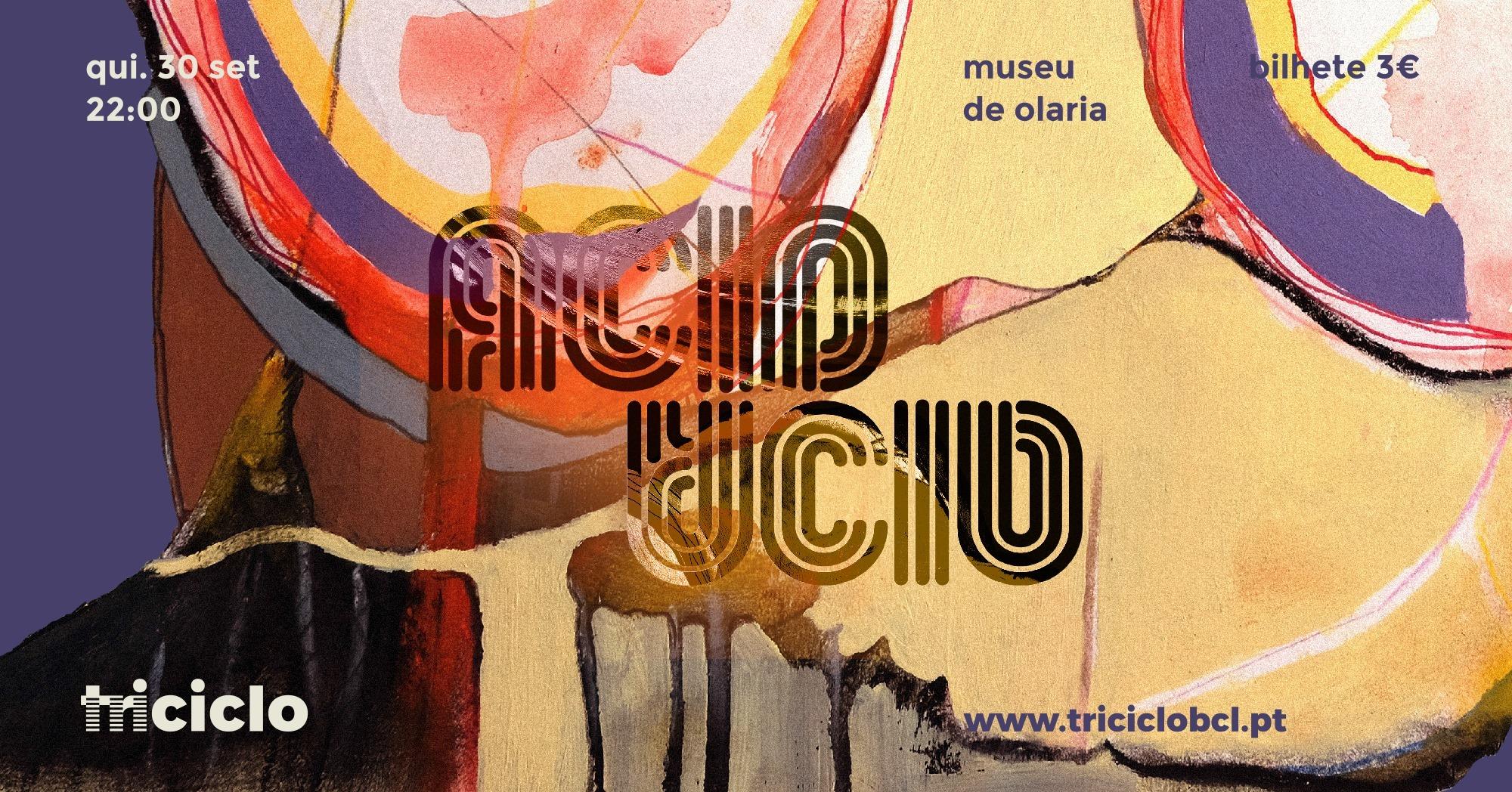 triciclo / acid acid no museu de olaria